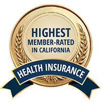 Highest member-rated health plan - Health insurance