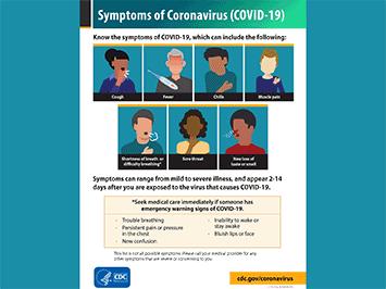 Síntomas de la COVID-19