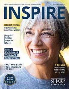 Inspire magazine Fall/Winter 2021